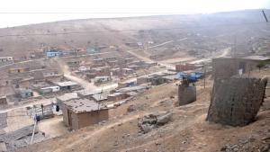 Armenviertel Calizal Peru
