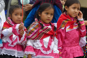 Gesundheitsstation Peru Fest