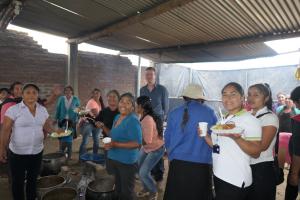 Kochen für alle Peru