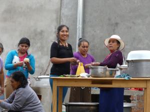 Peru Frauen
